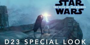 Star Wars IX – L'Ascension de Skywalker : Nouvelles images du film