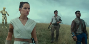Star Wars IX – The Rise of Skywalker : Premier teaser trailer