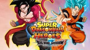 Super Dragon Ball Heroes : Vidéos promos pour l'anime et le jeu d'arcade