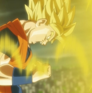 Super Dragon Ball Heroes : Épisode 13, scénario farfelu mais belle animation