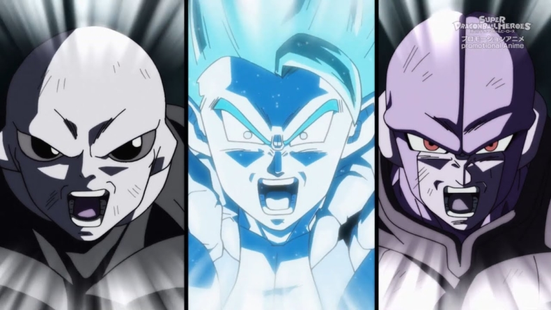 Super Dragon Ball Heroes : Épisode 19, fin de l'arc du Conflit Universel