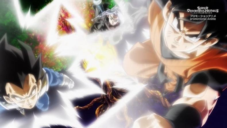 """Super Dragon Ball Heroes Big Bang Mission : Épisode 2, """" Le plan de Fû """""""