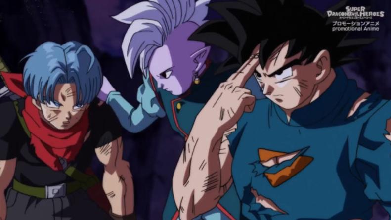 Super Dragon Ball Heroes : Épisode 11, preview et date de sortie de l'épisode 12
