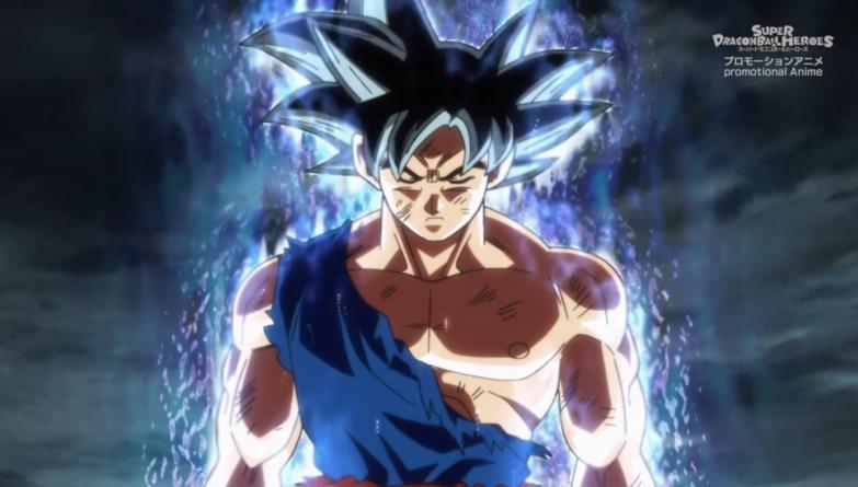 Super Dragon Ball Heroes : Épisode 14, retour des prémices de l'Ultra Instinct