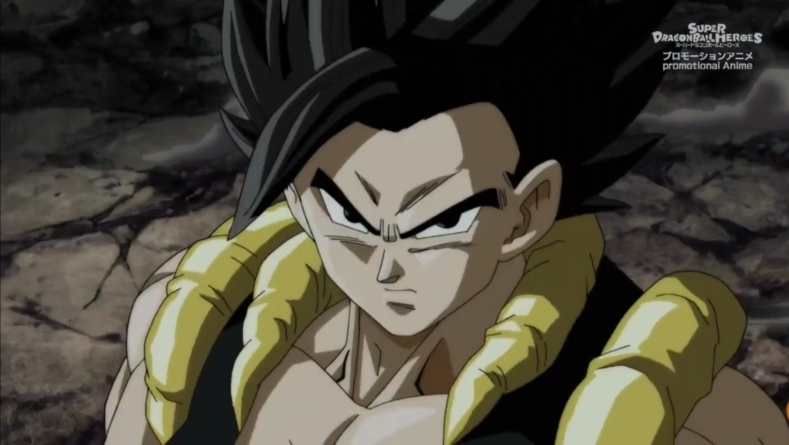 Super Dragon Ball Heroes : Épisode 17, le retour de Gogeta