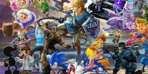 Le jeu Switch Super Smash Bros. Ultimate ajoute Simon, Richter, Chrom, Dark Samus, King K. Rool