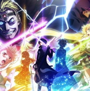 Sword Art Online: Alicization – War of Underworld & Lycoris : Opening de l'anime et le trailer du jeu