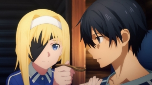 Sword Art Online: Alicization – War of Underworld épisode 1 : « Dans les terres septentrionales »