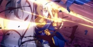 Sword Art Online: Alicization – War of Underworld épisode 11 : « Choix impitoyable »