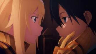 Sword Art Online: Alicization – War of Underworld épisode 5 : « La Veille du combat »