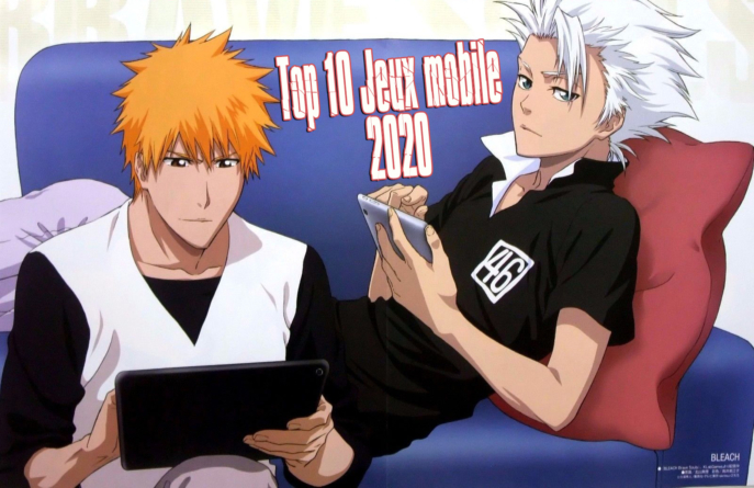 Top 10 des jeux mobile Anime/Manga de 2020