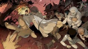 Le manga The Promised Neverland (Yakusoku no Neverland) a été imprimé a plus de 2,1 million d'exemplaires