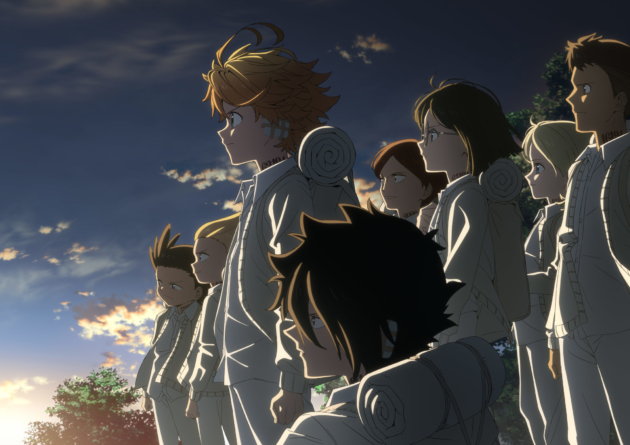 The Promised Neverland : La saison 2 de l'anime repoussée à 2021 à cause du Coronavirus