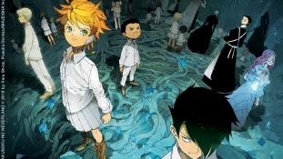 The Promised Neverland: Confirmation et date de sortie du futur anime du studio CloverWorks