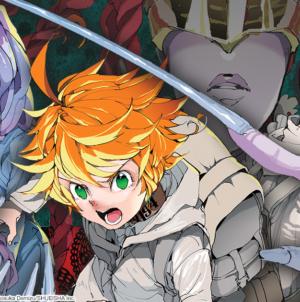 The Promised Neverland : Un jeu vidéo et 21 millions d'exemplaires pour le manga et une série live en plus du film