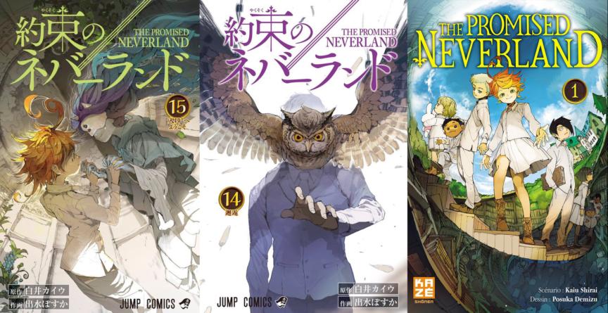 The Promised Neverland : Le manga est dans l'apogée de son arc final