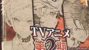 The Promised Neverland : La saison 2 de l'anime attendue pour 2020