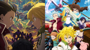 The Seven Deadly Sins – Le Retour des Commandements est maintenant disponible sur Netflix
