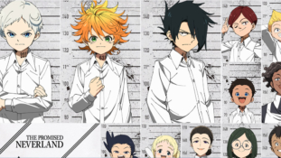 The Promised Neverland: Teaser énigmatique de l'anime qui débute en janvier 2019
