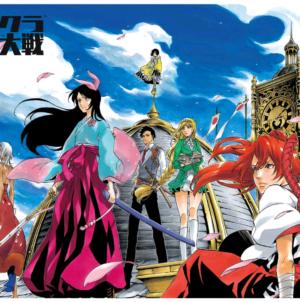 Sakura Wars The Animation : Les chara designs exclusifs de Tite Kubo (Bleach)