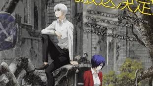 Tokyo Ghoul:re: Le manga se termine dans 3 chapitres, la saison 2 de l'anime débutera en Octobre 2018
