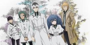 Tokyo Ghoul:re: Première vidéo promotionnelle pour l'anime qui débute en Avril 2018