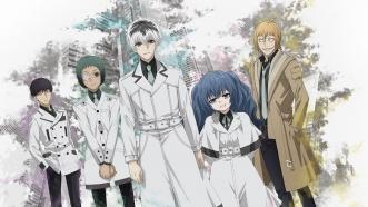 Tokyo Ghoul:re: La saison 3 de l'anime débutera le 3 Avril