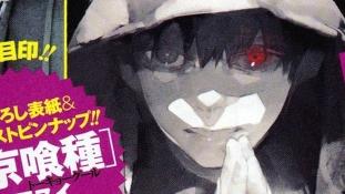 Tokyo Ghoul:re dans le top 20 des meilleures ventes du mois d'Avril aux États-Unis