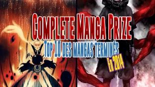 Top 10 des Mangas qui se sont terminés en 2014