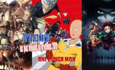 Top 20 des animes du printemps 2019 les plus attendus