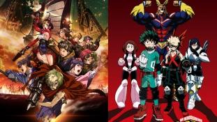 Top 20 des meilleurs animes du Printemps 2016