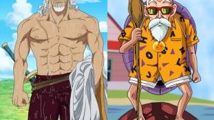 Top 20 des Grands-Pères les plus charmants dans les animes