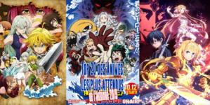 Top 20 des animes les plus attendus de la saison d'automne 2019