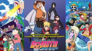 Top 30 Meilleures ventes d'anime en DVD/Blu-ray au Japon en 2016