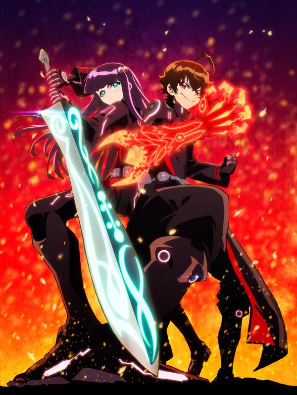 Twin Stars Exorcists souseinoonmyoji_anime_key