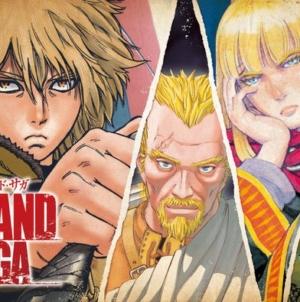 L'anime de vikings Vinland Saga débutera en 2019