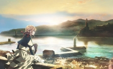 Violet Evergarden: Seconde vidéo promotionnelle de l'anime qui sera diffusé à l'internationale