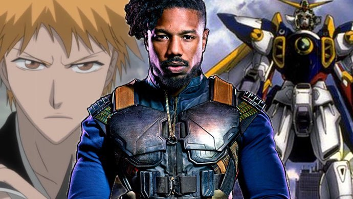Michael B. Jordan (Creed, Black Panther) parle de Dragon Ball, Bleach et d'Ulquiorra