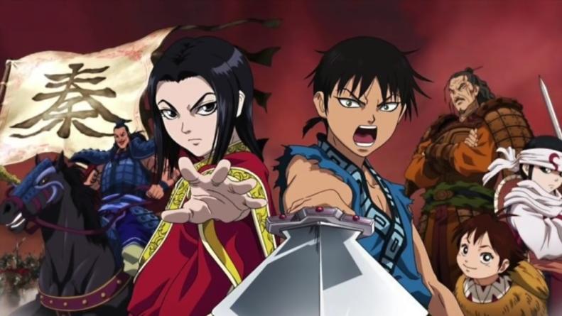 Kingdom : Une saison 3 annoncée pour l'anime