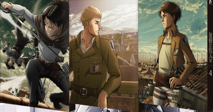L'Attaque des Titans (Shingeki No Kyojin) : Planning des épisodes de la saison 3 part. 2
