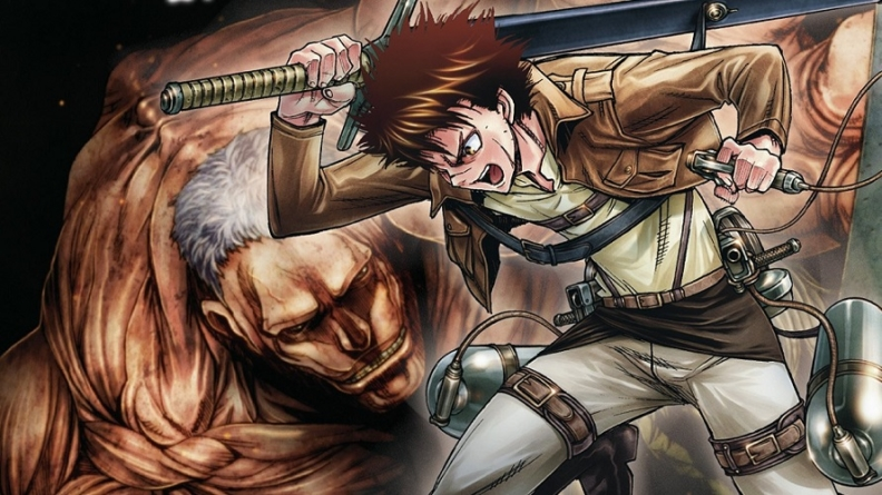 Le manga L'Attaque des Titans: Before the Fall se termine le mois prochain