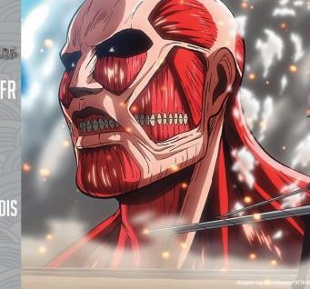 L'Attaque des Titans: La saison 3 diffusée sur la chaîne Mangas