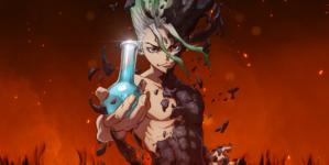 Dr. Stone : L'adaptation animée du manga de Boichi démarre le 5 juillet
