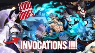 Bleach Brave Souls : Résultats des invocations de la Spirit Society