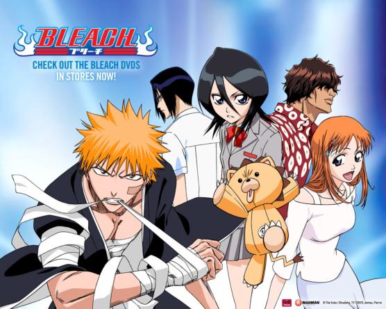 Bleach anime : Obtenez gratuitement les 20 premiers épisodes / Tous les endings de la série