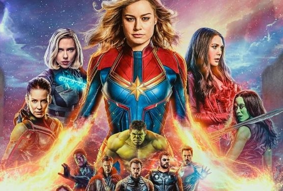 Avengers Endgame : Clip officiel inédit du film