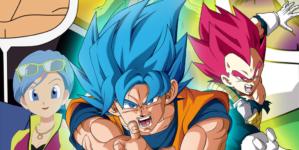 Le film Dragon Ball Super – Broly démarre à la première place du Box office japonais