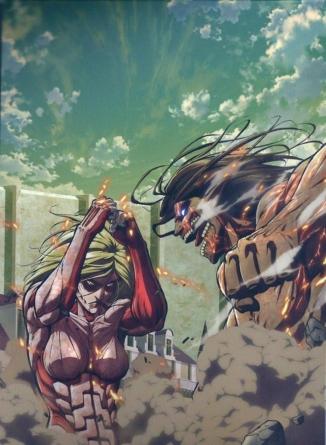 L'Attaque des Titans (Shingeki No Kyojin) CHAPITRE 116: Ciel et Terre [REVIEW – IZNEO]