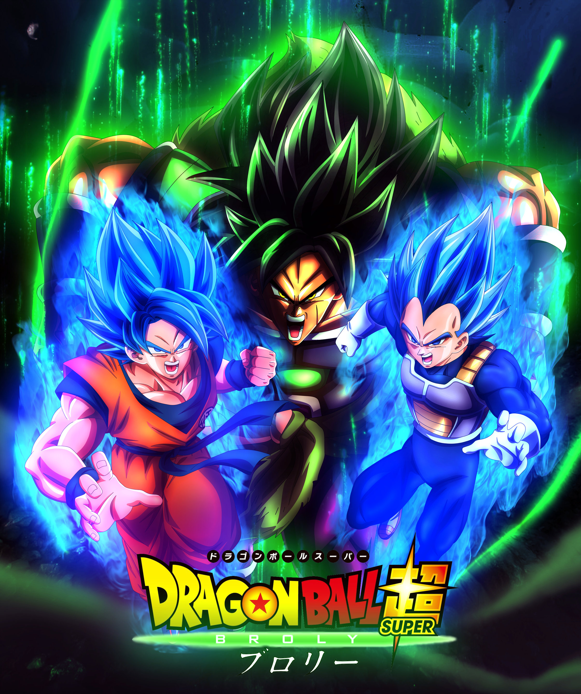 Dragon Ball Super Broly Pourquoi La Toei Animation