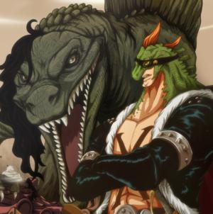 Chapitre One Piece 930 Résumé